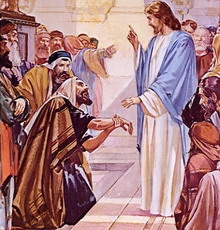 Did Jesus break the Sabbath by healing the sick