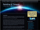 Speaking-Tongues.com