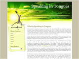 SpeakinginTongues.info